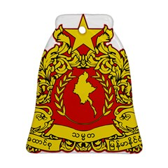 State Seal Of Myanmar Ornament (bell)