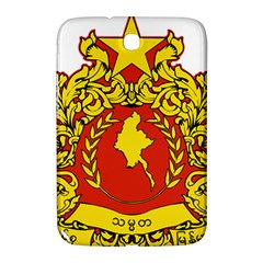 State Seal Of Myanmar Samsung Galaxy Note 8 0 N5100 Hardshell Case  by abbeyz71