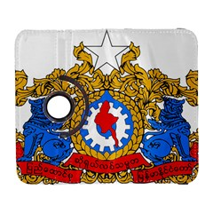 State Seal Of Burma, 1974 2008 Galaxy S3 (flip/folio) by abbeyz71