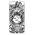 State Seal of Burma, 1948-1974 Apple Seamless iPhone 5 Case (Clear) Front