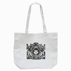 State Seal Of Burma, 1948 1974 Tote Bag (white)