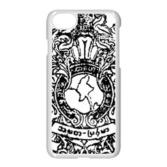 State Seal of Burma, 1948-1974 Apple iPhone 7 Seamless Case (White) by abbeyz71