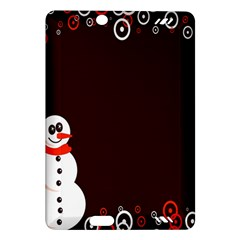 Snowman Holidays, Occasions, Christmas Amazon Kindle Fire Hd (2013) Hardshell Case by Nexatart