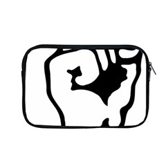 Skeleton Right Hand Fist Raised Fist Clip Art Hand 00wekk Clipart Apple Macbook Pro 13  Zipper Case by Foxymomma