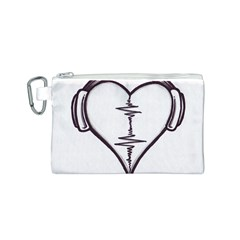 Audio Heart Tattoo Design By Pointofyou Heart Tattoo Designs Home R6jk1a Clipart Canvas Cosmetic Bag (s) by Foxymomma