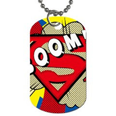 Images Dog Tag (one Side) by Foxymomma