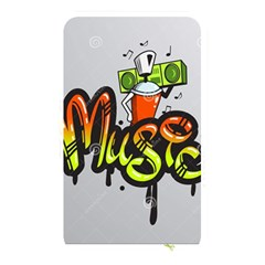 Graffiti Word Character Print Spray Can Element Player Music Notes Drippy Font Text Sample Grunge Ve Memory Card Reader