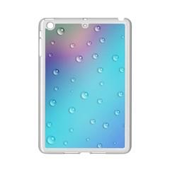 Water Droplets Ipad Mini 2 Enamel Coated Cases
