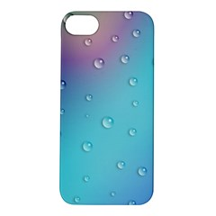 Water Droplets Apple Iphone 5s/ Se Hardshell Case