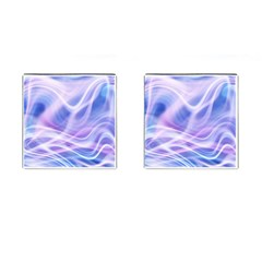 Abstract Graphic Design Background Cufflinks (Square) by Nexatart