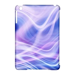 Abstract Graphic Design Background Apple Ipad Mini Hardshell Case (compatible With Smart Cover) by Nexatart