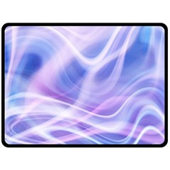 Abstract Graphic Design Background Double Sided Fleece Blanket (large)