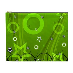 Art About Ball Abstract Colorful Cosmetic Bag (XL)