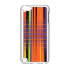 Background Texture Patterncake Happy Birthday Apple Ipod Touch 5 Case (white)