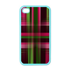 Background Texture Pattern Color Apple Iphone 4 Case (color)