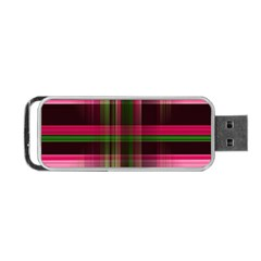 Background Texture Pattern Color Portable Usb Flash (one Side)