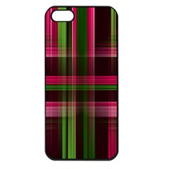 Background Texture Pattern Color Apple Iphone 5 Seamless Case (black) by Nexatart