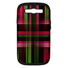 Background Texture Pattern Color Samsung Galaxy S Iii Hardshell Case (pc+silicone) by Nexatart