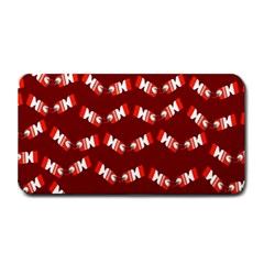Christmas Crackers Medium Bar Mats