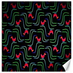Computer Graphics Webmaster Novelty Pattern Canvas 16  X 16