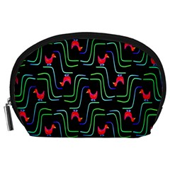 Computer Graphics Webmaster Novelty Pattern Accessory Pouches (large)