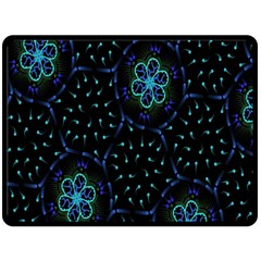 Computer Graphics Webmaster Novelty Double Sided Fleece Blanket (large)