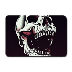 Death Skull Small Doormat