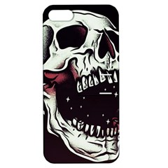 Death Skull Apple Iphone 5 Hardshell Case With Stand