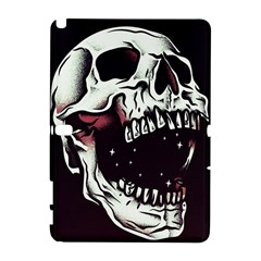 Death Skull Galaxy Note 1 by Nexatart