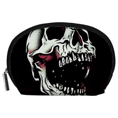 Death Skull Accessory Pouches (large)