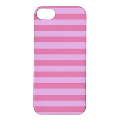 Fabric Baby Pink Shades Pale Apple Iphone 5s/ Se Hardshell Case