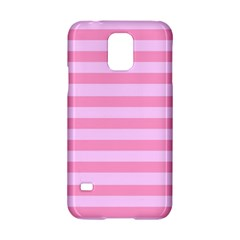 Fabric Baby Pink Shades Pale Samsung Galaxy S5 Hardshell Case