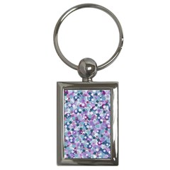 Decorative Bubbles Key Chains (rectangle)  by Valentinaart