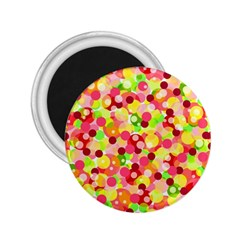Playful Bubbles 2 25  Magnets by Valentinaart