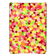 Playful Bubbles Ipad Air Hardshell Cases by Valentinaart