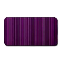 Deep Purple Lines Medium Bar Mats by Valentinaart