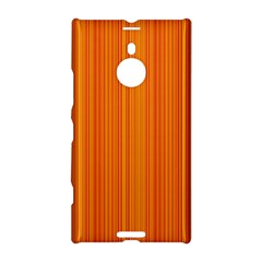 Orange Pattern Nokia Lumia 1520 by Valentinaart