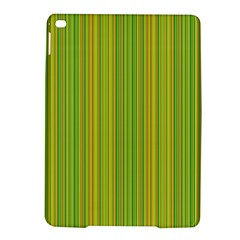 Green Lines Ipad Air 2 Hardshell Cases by Valentinaart