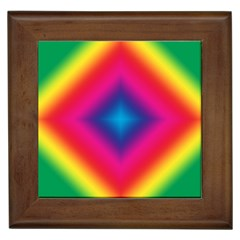 Hippie  Framed Tiles