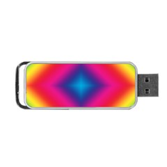Hippie  Portable Usb Flash (two Sides) by Valentinaart