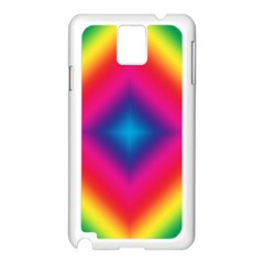 Hippie  Samsung Galaxy Note 3 N9005 Case (white) by Valentinaart