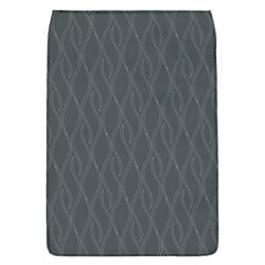 Gray Pattern Flap Covers (s)  by Valentinaart