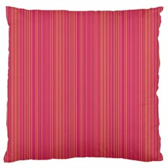 Elegant Lines Standard Flano Cushion Case (one Side) by Valentinaart