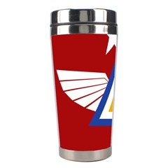Emblem Of The Myanmar Air Force Stainless Steel Travel Tumblers by abbeyz71