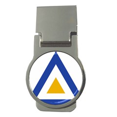 Roundel Of The Myanmar Air Force Money Clips (round)  by abbeyz71