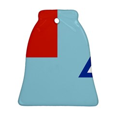 Air Force Ensign ,f Burma, 1948 1974 Ornament (bell)