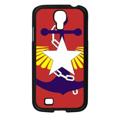 Flag Of The Myanmar Armed Forces Samsung Galaxy S4 I9500/ I9505 Case (black) by abbeyz71