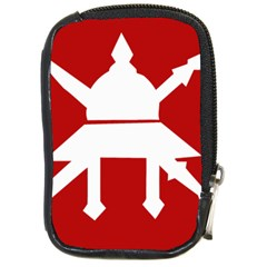 Flag Of The Myanmar Army Compact Camera Cases by abbeyz71