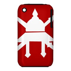Flag Of The Myanmar Army Iphone 3s/3gs by abbeyz71