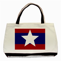 Flag Of The Bureau Of Special Operations Of Myanmar Army Basic Tote Bag by abbeyz71